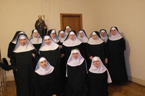 I profesja monastyczna s. Estery