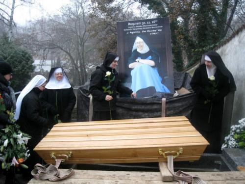 Pogrzeb s. Wojciechy