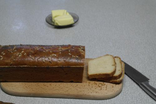 Chlebek pszenno-orkiszowy
